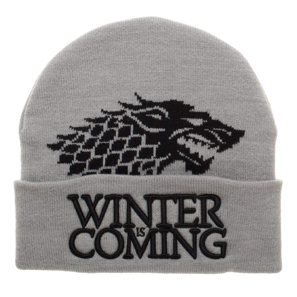 5442d2a9bd2ab Game of Thrones Winter is Coming Winter Hat Beanie