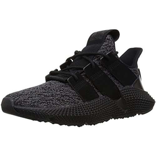 detailed look a19ff 1ee6a adidas Originals Prophere J Black Textile Youth Trainers  Amazon.it  Scarpe  e borse