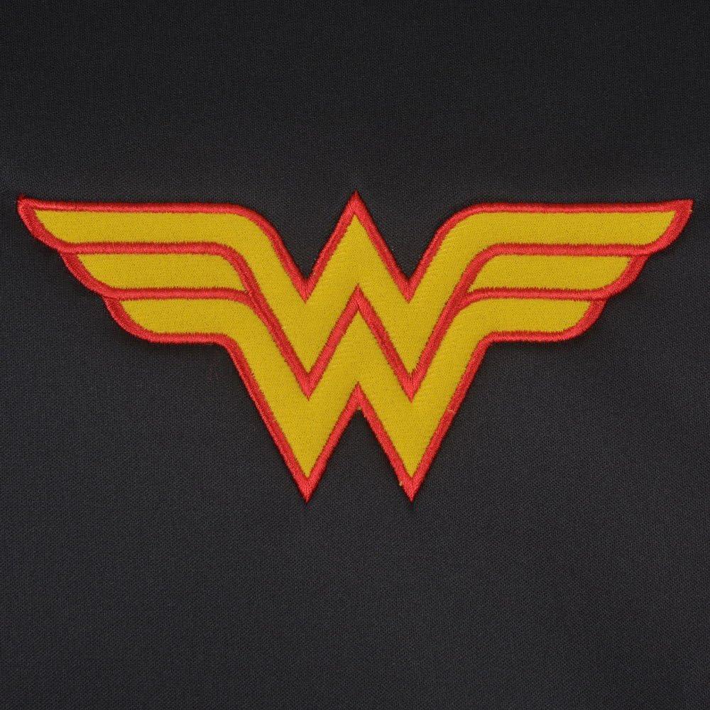 All Weather Protection BDK 4 Piece Wonder Woman Super Hero Carpet Floor Mats Warner Brothers DC Comics Licensed Full Mat Set for Car Truck SUV