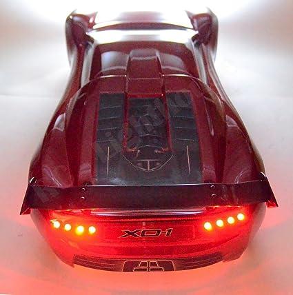Amazon.com: RC LED juego de luces para Traxxas XO-1 Super ...