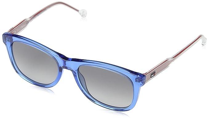 Tommy Hilfiger TH 1501/S 9O, Gafas de Sol Unisex-Adulto, Azure