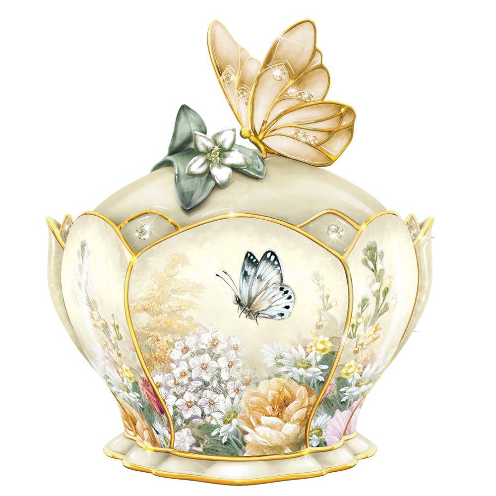最高級のスーパー Lena With Liu Heirloom Golden B015Y11VDY Grace Porcelain 4