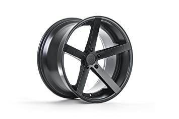 20 x 11. inches //5 x 114 mm, 28 mm Offset Rohana Wheels RC10 Graphite Wheel with Painted Finish