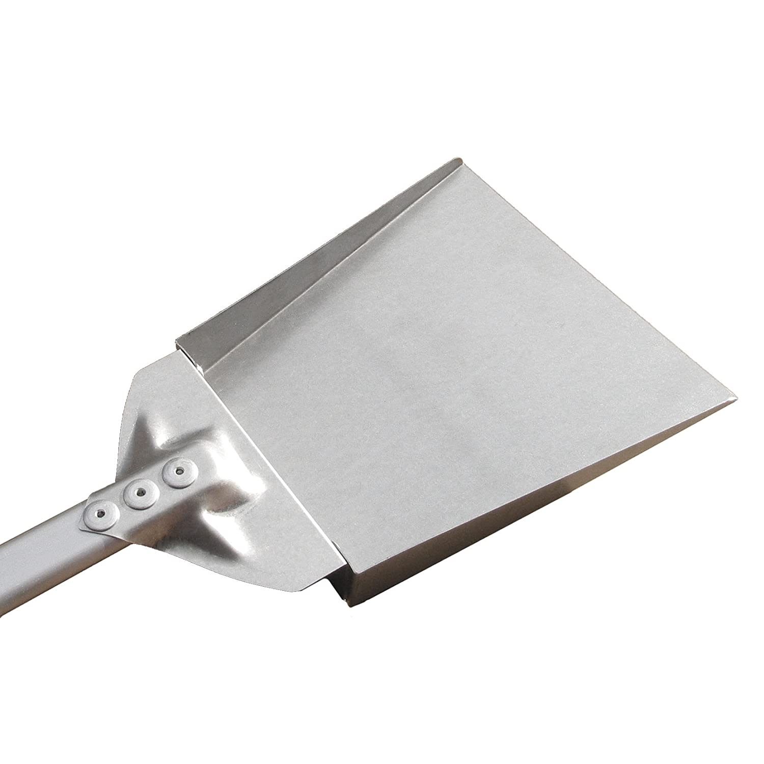 Ash Shovel - Galvanized Steel with Aluminum Handle