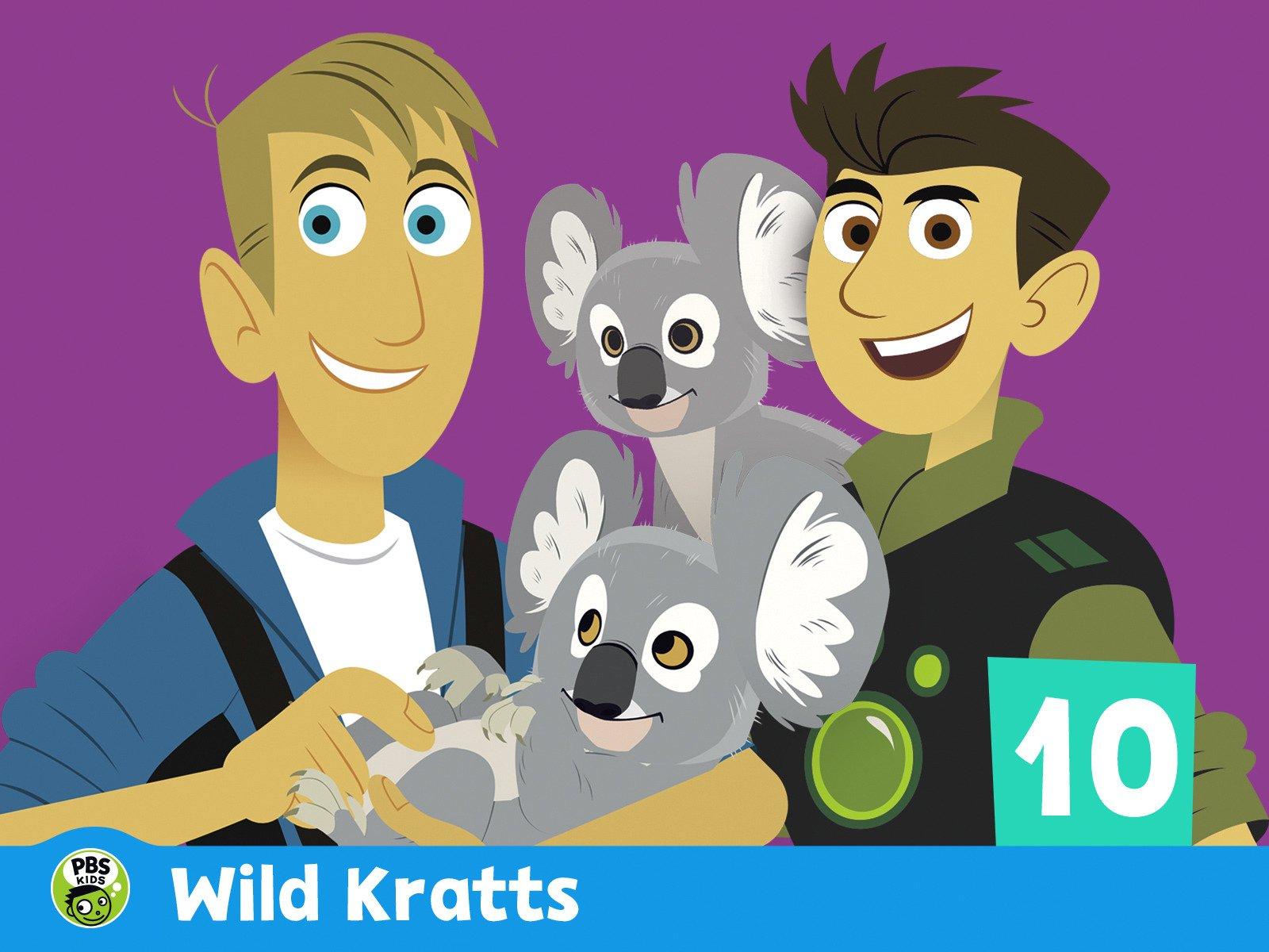 Amazon.com  Watch Wild Kratts Season 10  6c41c4d956