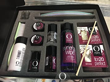 Kit PRO BASIC ORGANIC NAILS GRATIS CORTATIP