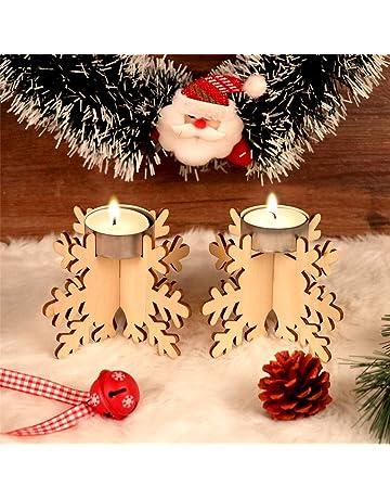 Christmas In Heaven Lantern Diy.Shop Amazon Com Candleholders