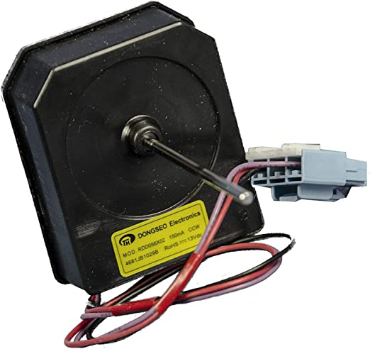 Motor Ventilador Condensador 4681JB1029B RDD056X02 4681JB1027B ODM ...