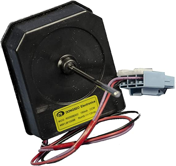 Motor Ventilador Condensador 4681JB1029B RDD056X02 4681JB1017E ...