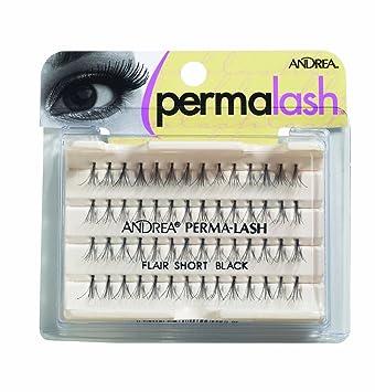de195bd9ab2 Amazon.com : Andrea Permalash Individual Lashes - Flair Short, 56-Count  (Pack of 4) : Fake Eyelashes And Adhesives : Beauty