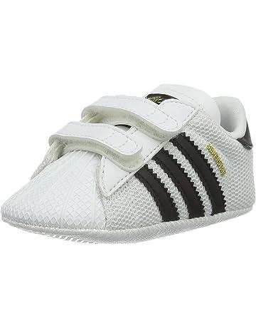 sports shoes fce32 6c805 adidas Superstar Crib, Chaussures Premiers Pas Mixte bébé