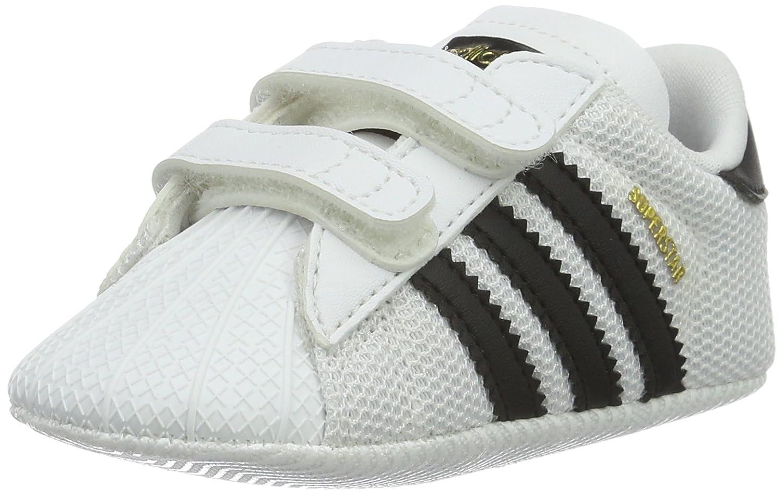 adidas Superstar Crib, Chaussures Premiers Pas garçon S79916