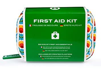 Vaude First Aid Kit Essential Erst-hilfe-set Um Jeden Preis Beauty & Gesundheit Zubehör