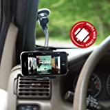 Macally Windshield Phone Mount, Adjustable