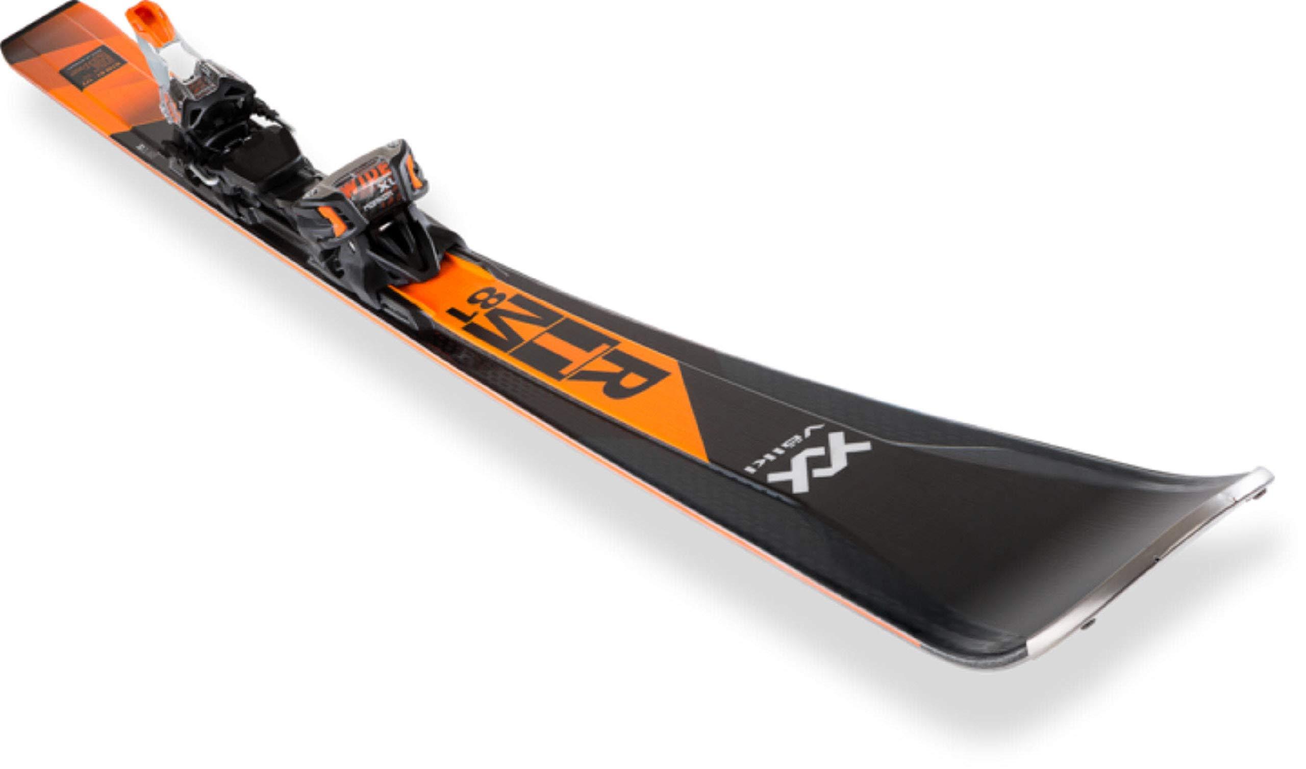 Volkl 2019 RTM 81 Skis with iPT WR XL 12.0 TCX GW Bindings (170) by Volkl