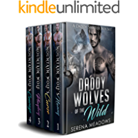 Daddy Wolves of the Wild: (A Daddy Shifter Box Set)