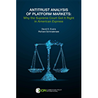 ANTITRUST ANALYSIS OF PLATFORM MARKETS: Why the Supreme Court Got It Right in American Express