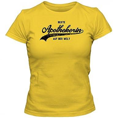 Apothekerin #1 T-Shirt   Berufe-Shirt   Traumberuf   Beste Apothekerin  