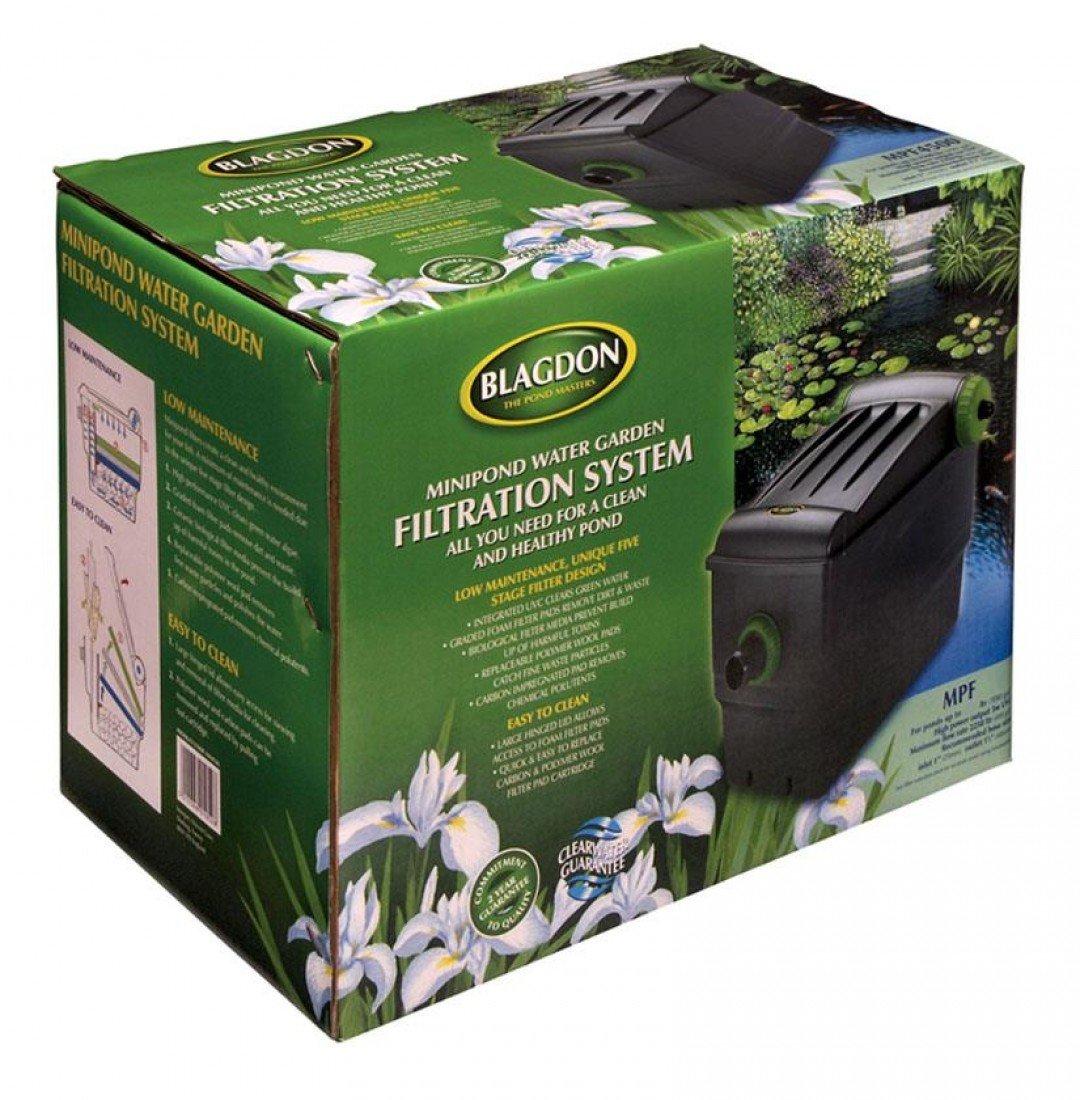 Blagdon 9W mini-étangs Filtre pour 6000l Interpet Ltd 14806