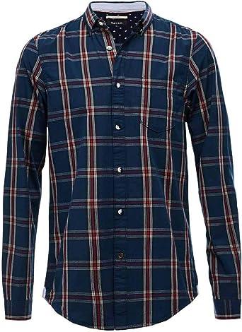 Camisa Salsa Birmingham Slim: Amazon.es: Ropa y accesorios