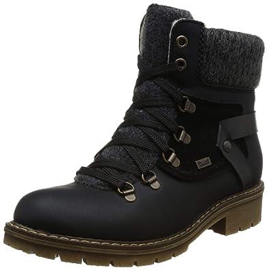 bf6fac6017c383 Rieker Damen Y9143 Stiefeletten  Rieker  Amazon.de  Schuhe   Handtaschen