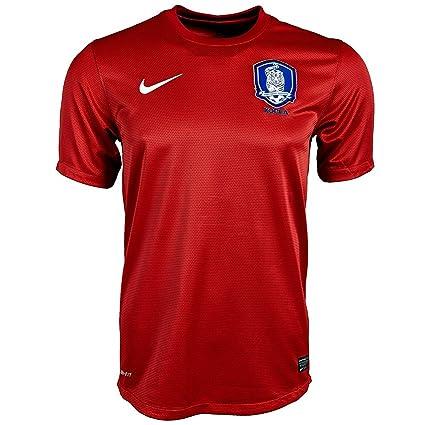 d1c52a518 Amazon.com   Nike South Korea Home Soccer Staium Jersey   Sports ...