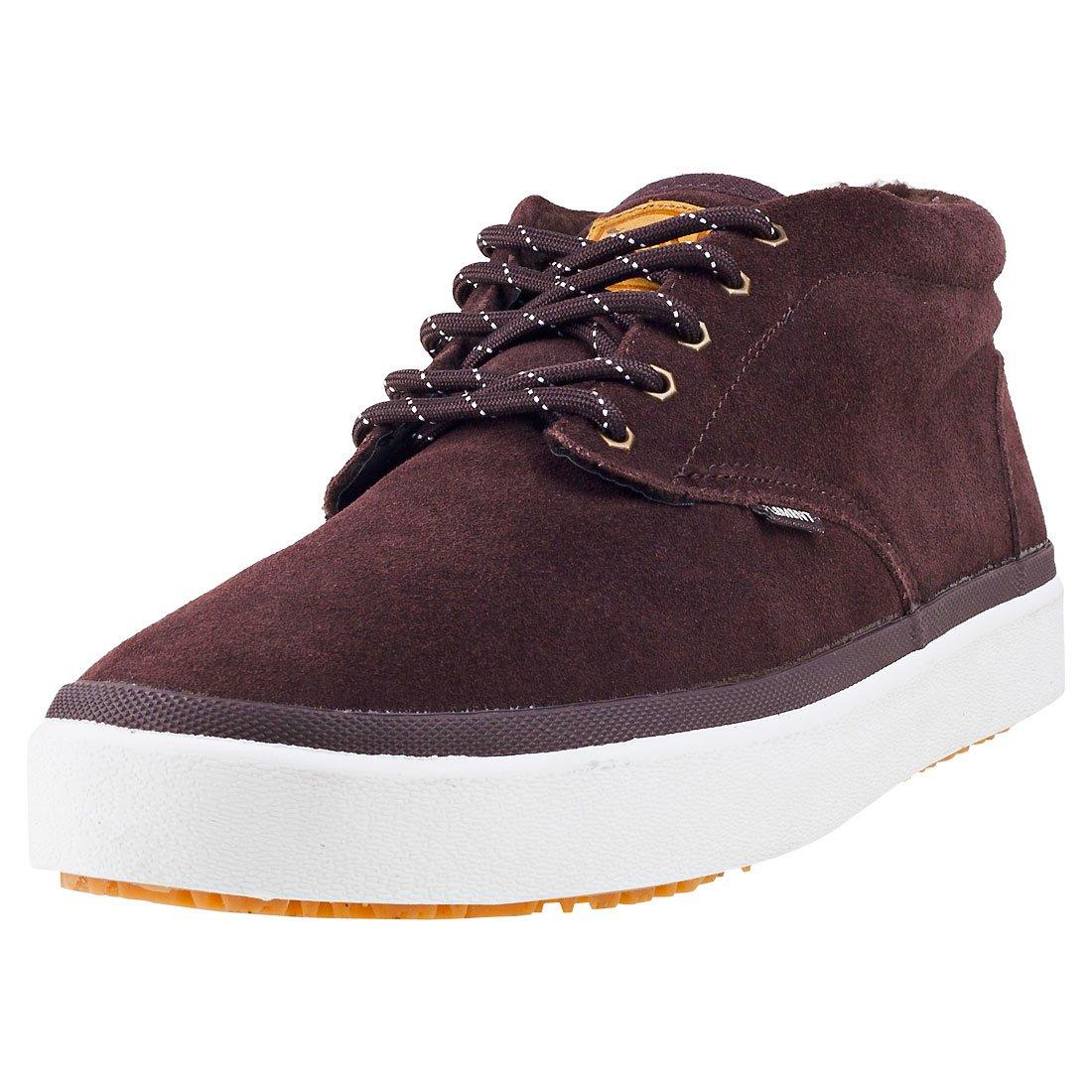 Element Chocolate Wildleder Preston - Schuhe Sherpa Lined Schuhe - 7a60b5