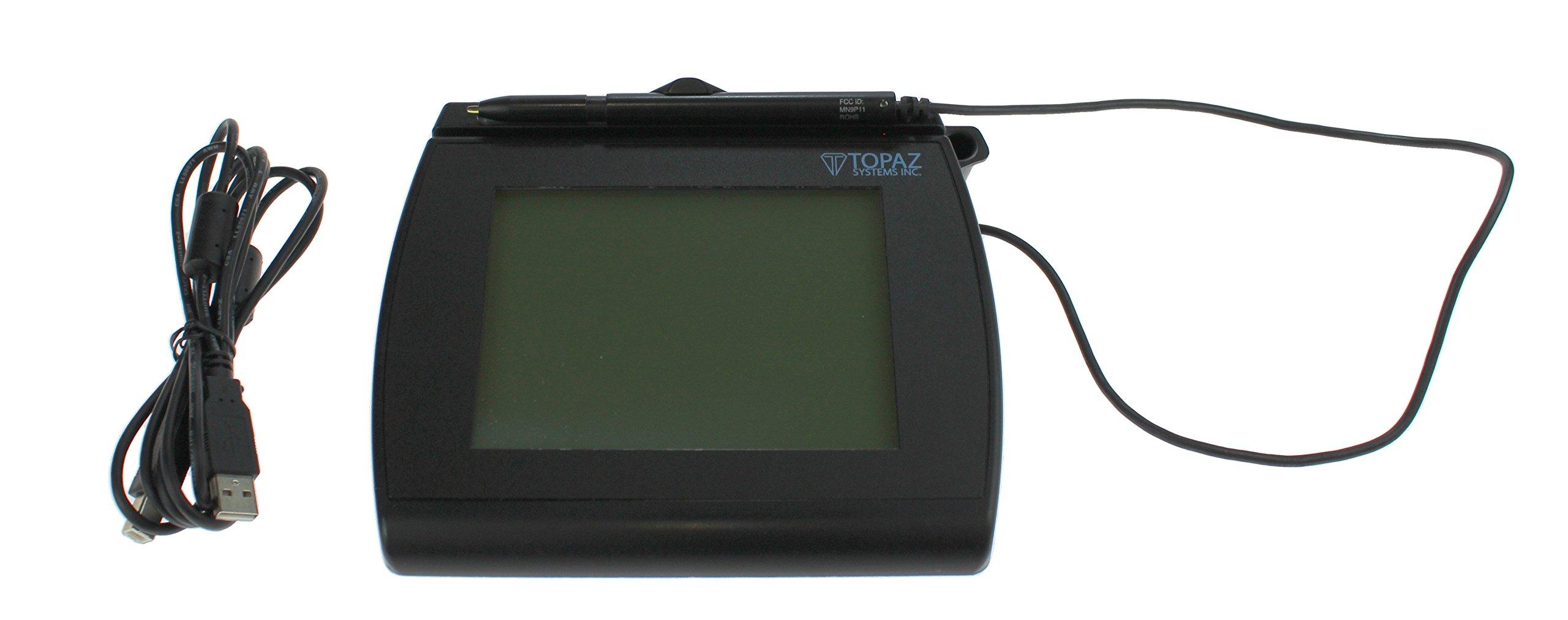 TOPAZ SYSTEMS T-LBK766SE-BHSB-R TOPAZ SIGNATUREGEM LCD 4X5 SE INCL SIGPLUS SW by Topaz