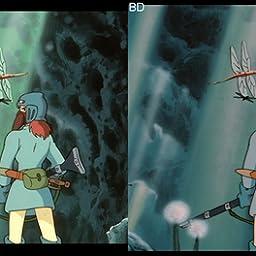Amazon Co Jp メーカー特典あり 風の谷のナウシカ トトロのマグネットシート付き Blu Ray Dvd ブルーレイ 宮崎駿