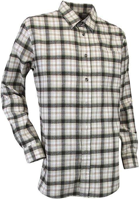 Camisa de trabajo ecossaise 100% algodón invierno cerrada: Amazon.es: Bricolaje y herramientas
