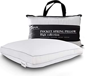 SPRING Best Pillow for Combination Sleepers