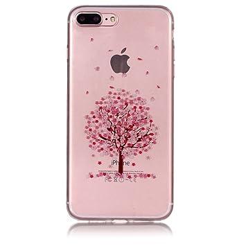 coque iphone 8 arbre fleur