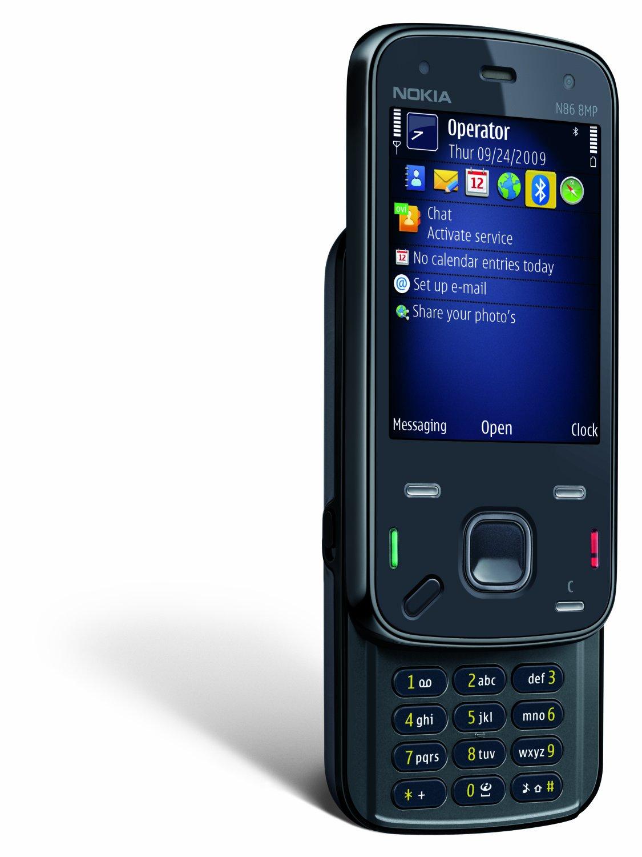 Nokia N86 Unlocked Phone With 8 Mp Camera Auto Focus N97 Mini Service Manual Flash And Carl Zeiss Optics Us Version Warranty Indigo Cell Phones
