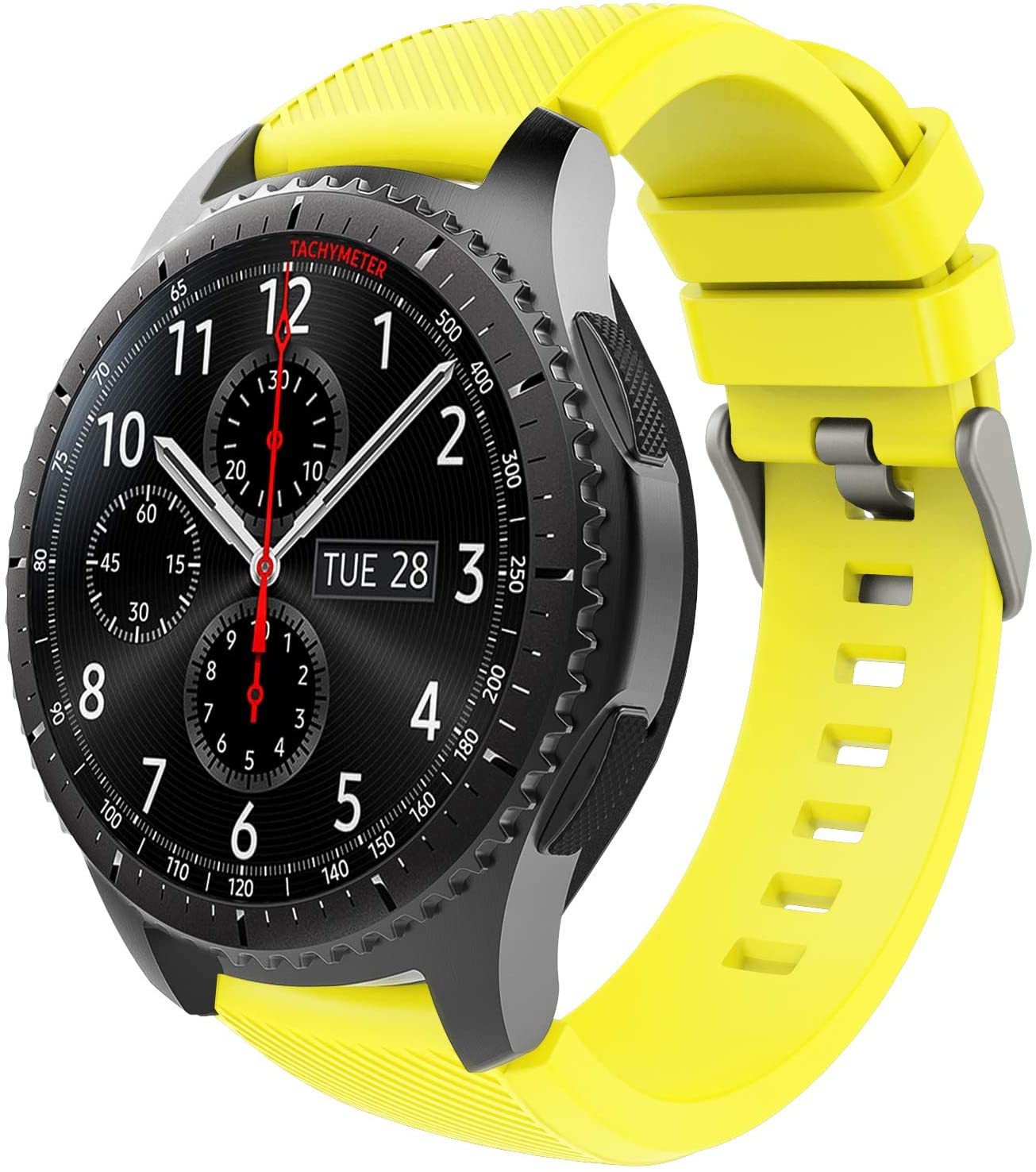TiMOVO Pulsera para Samsung Gear S3 Frontier/Galaxy Watch 46mm ...