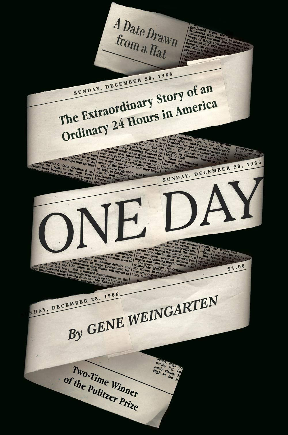 Image result for one day by gene weingarten