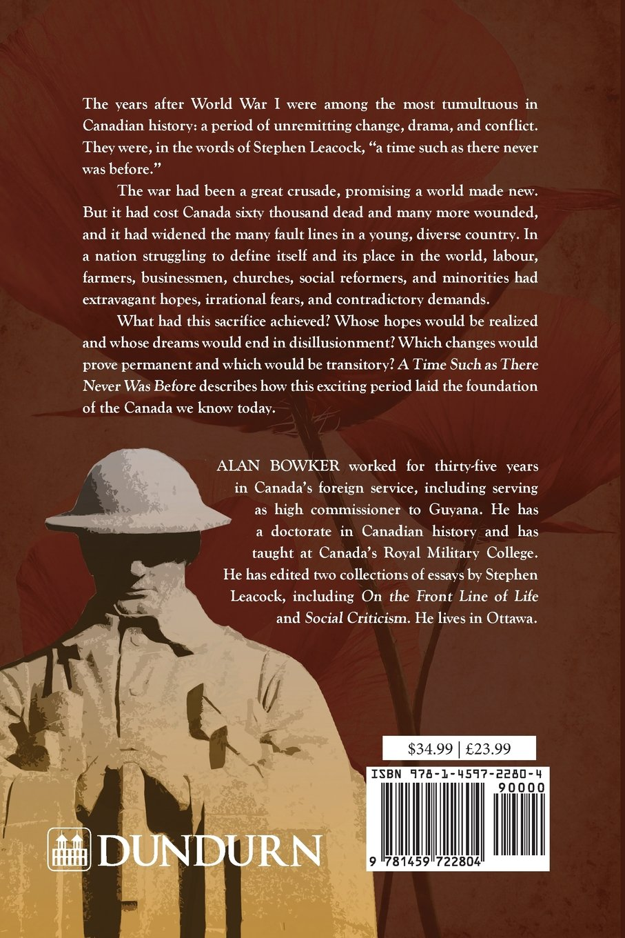 on the front line of life bowker alan