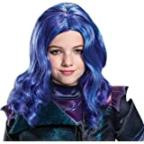 Mal Descendants 3 Girls Wig Standard
