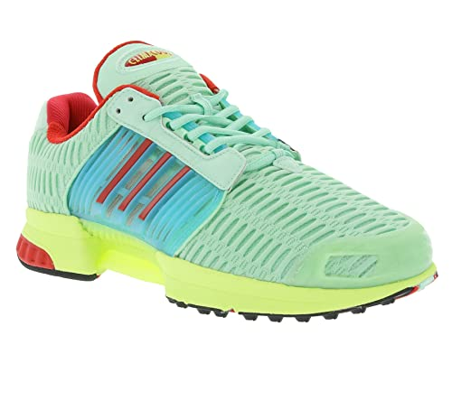 pretty nice c297b 0c8c6 Adidas Originals Ba7158 Climacool 1 Green Yellow Red: Amazon ...