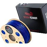 Filament 1.75 PLA 1kg für deinen 3D-Drucker - Hartkartonspule - Premium Qualität aus Holland (Dunkelblau)