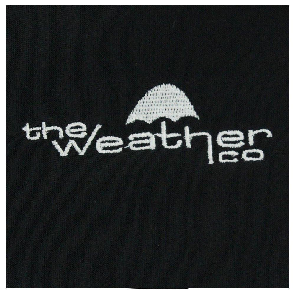The Weather Apparel Co Poly Flex Golf Vest 2017 Women Black/White Large by The Weather Apparel Co (Image #3)