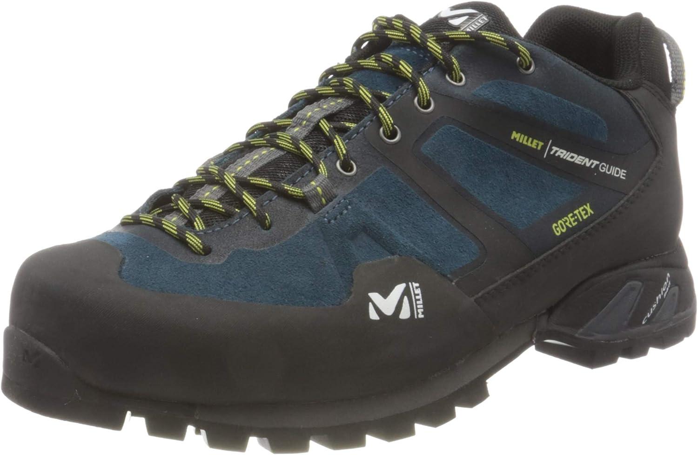 Millet Trident Guide GTX, Walking Shoe Unisex-Adult, Orion Blue, 46 2/3 EU: Amazon.es: Zapatos y complementos