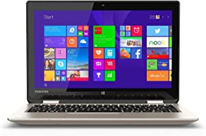 Toshiba Satellite Radius 11 L15W-B1208 Laptop Notebook Windows 8 - - 4GB RAM - 500GB HD - 11.6 inch display