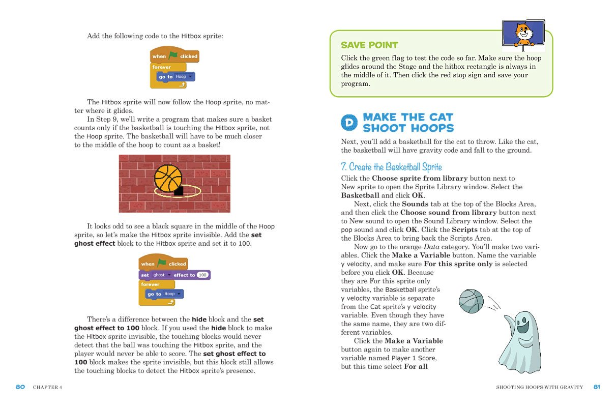 Scratch Programming Playground: Learn to Program by Making Cool Games by Penguin Books (Image #5)