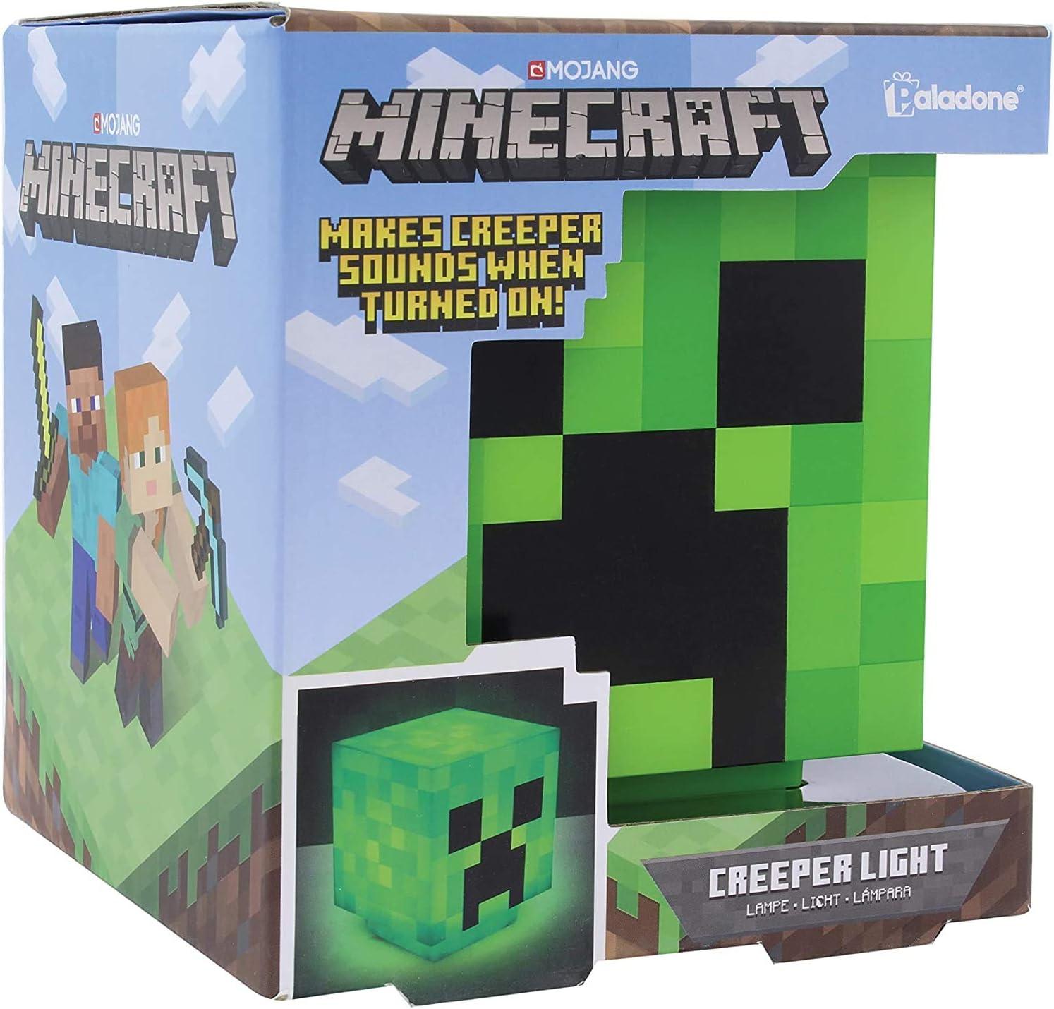 Minecraft Creeper Light: Computer and Video Games - Amazon.ca