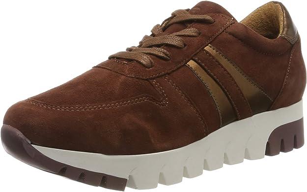 Tamaris Sneakers 23741-23 Damen Kastanienbraun/Kupfer