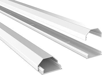 Ricoo Canal para cables de aluminio para proyector Z0100 y ...