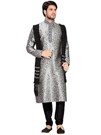 735bdb7e5e Designer Indian Pakistani Kurta Pajama Ethnic Bollywood Eid Kurta Pajama