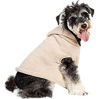 HelloCreate - Suéter de punto para perro, para mascotas