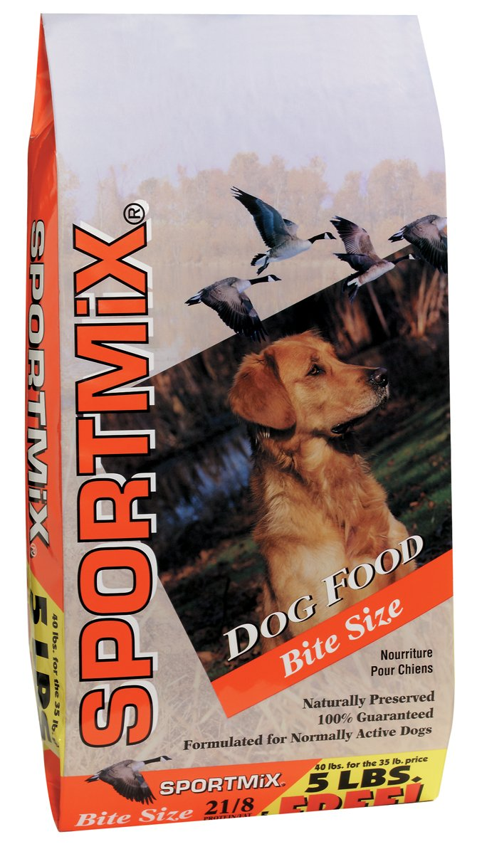 Sportmix Bite Size Dry Dog Food, 40 Lb.