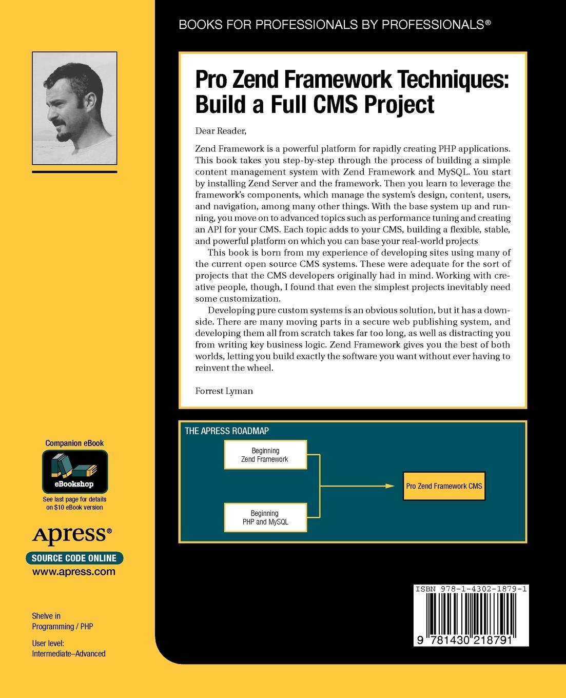 Beginning Zend Framework Ebook